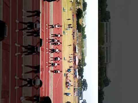 Western Cape Sport School cheerleaders