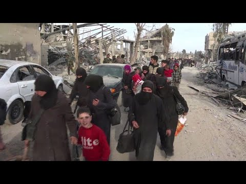 In Syria's Ghouta, hard-hit but home again