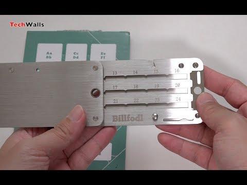 Billfodl - Keep Crypto Private Keys Safe