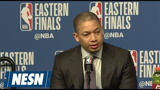 Tyronn Lue Eastern Conference Finals Game 5 Pregame Press Conference