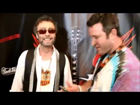 Paul Rodgers interview at RockFest 80's in Markham Park