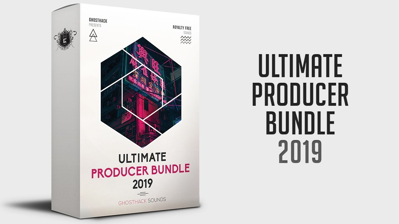 Ultimate Producer Bundle 2019 - Royalty Free Samples and Presets