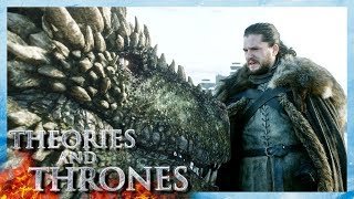 Game of Thrones Season 8: Episode 1 RECAP: Jon Rides A Dragon! | Theories and Thrones