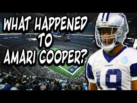 What Happened to Amari Cooper's Pro Bowl Caliber Career?