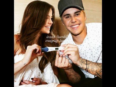 Justin Bieber & Selena Gomez Pregnancy Announcement Video || Jelena Manips