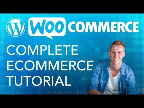 Complete WooCommerce Tutorial - eCommerce - 동영상