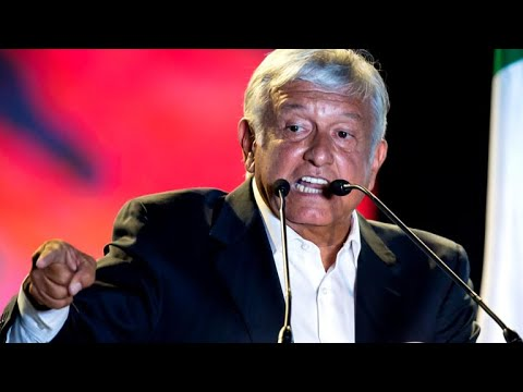 Mexico's new president vows to transform country