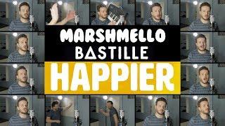 Marshmello ft. Bastille - Happier (HYBRID ACAPELLA)