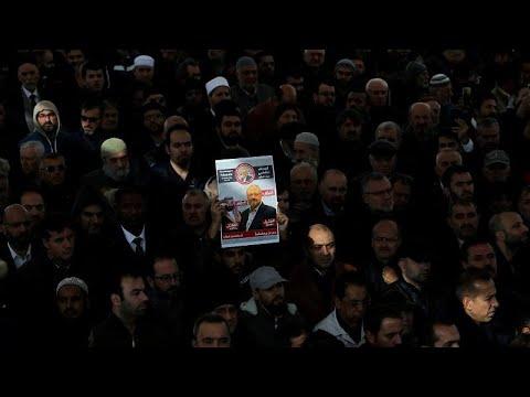 أردوغان: السعودية -ستدفع الثمن- وقتلة خاشقجي سيحاسبون  - نشر قبل 3 ساعة