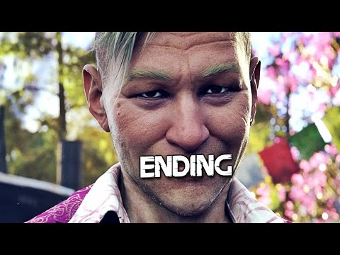 Far Cry 4 ENDING / FINAL MISSION - Walkthrough Gameplay Part 36 (PS4)