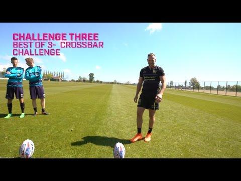 Dacia Magic Weekend: Newcastle United Crossbar Challenge