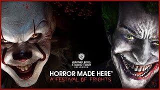 Horror Made Here a New HHN Competitor?