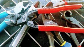 BELIEVE the HYPE: Knipex 7101200 8 Inch Mini Bolt Cutter