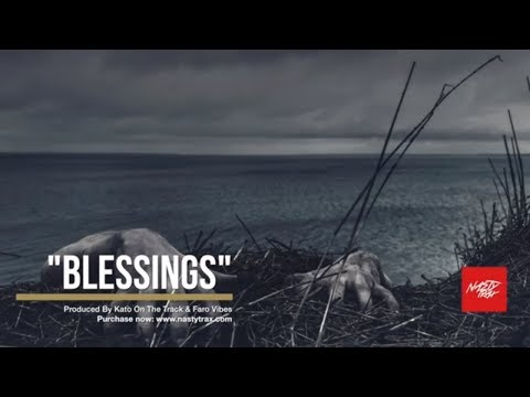 """Blessings"" – Hopsin/Dax Type Beat – Dark Hip Hop Instrumental"