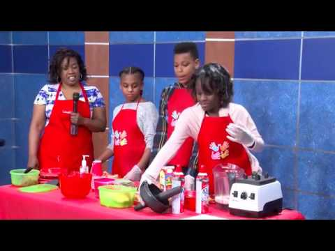 Congo Childrens Corner Cooking with The Continentals