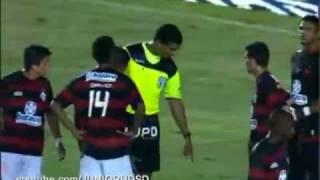Flamengo 3X3 Olaria Gols 03/02/2010 Campeonato Carioca