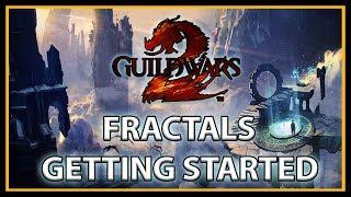 Guild Wars 2 Fractals Getting Started