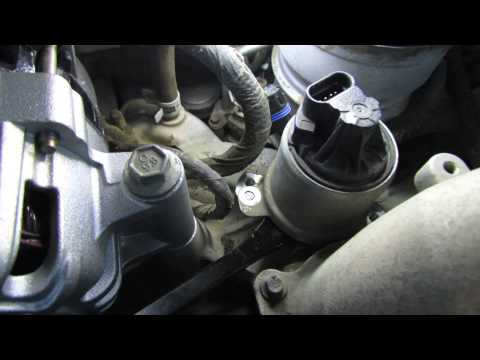 6.0 EGR Valve Removal and Cleaning