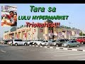 TRIO FAMILIA FEVER LIFE IN QATAR| Vlog #8: GROCERY TIME at LULU HYPERMARKET. Tara mga ka-Trio!