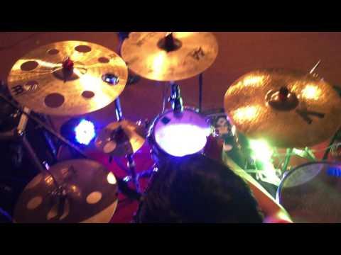 Nampu Bangrock Drum Shot ข้าน้อยสมควรตาย   - Nu9 Freshy Night