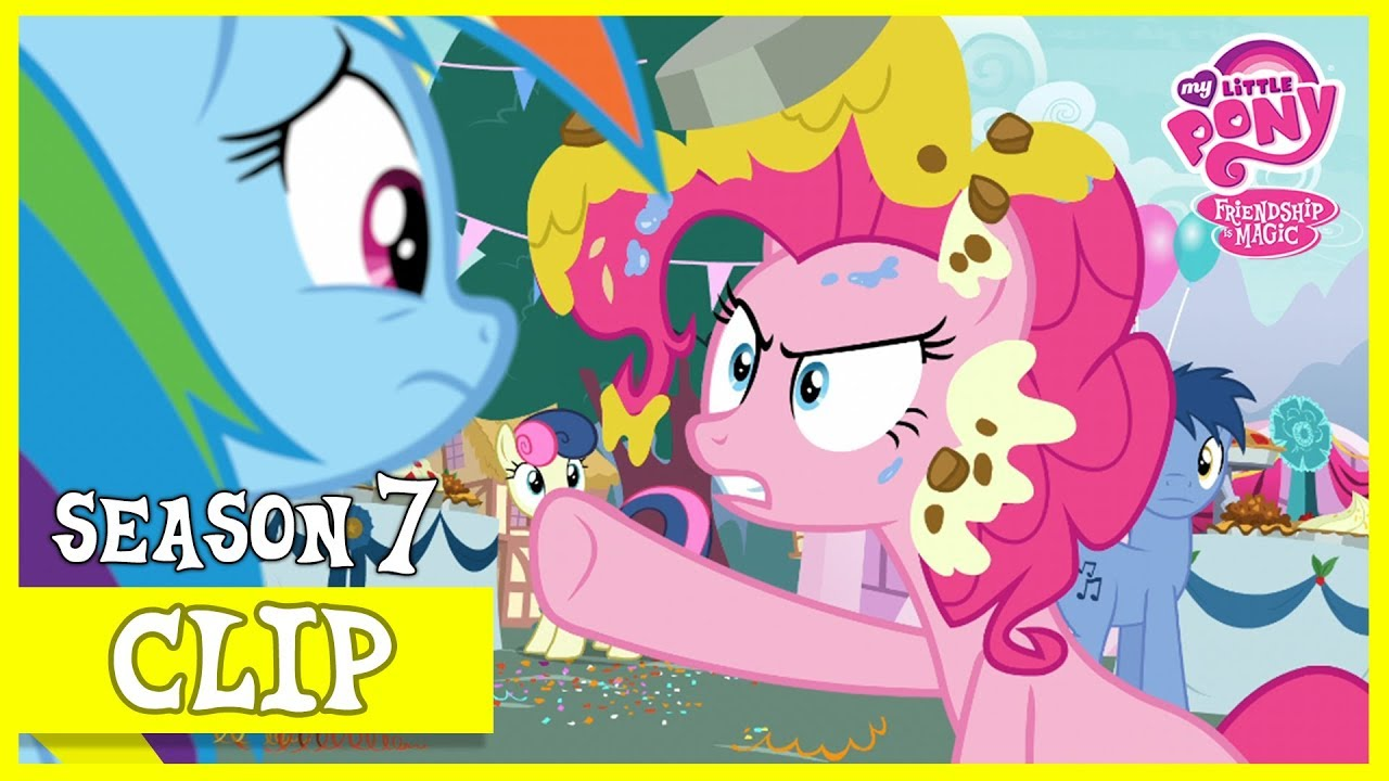 Rainbows Lie About Pinkies Pies Is Discovered Secrets And Pies