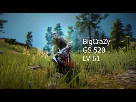 Black Desert Online TH : Striker BigCraZy PVP Highlight