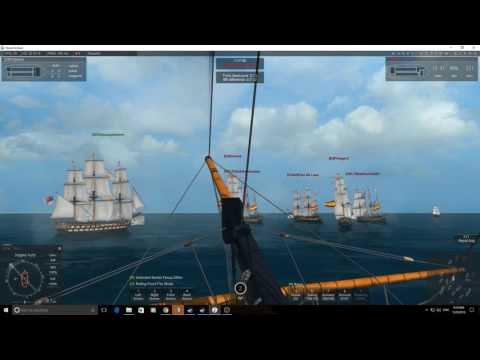 Naval Action : Belize Defence - 4am edition