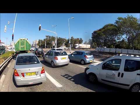 Tour De Haifa, Israel - Hadar to Krayot back to Nesher