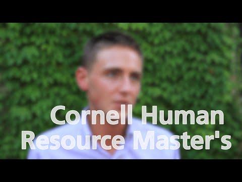 Cornell's Human Resources Master Student Josie Trine Shares MILR Journey