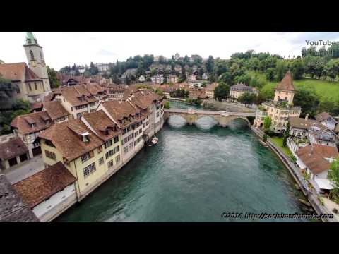 GoPro | Bern City Center | A Walk Though Bern | Rosengarten | Bärenpark | Minster | #3