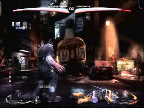 """Solomon Grundy Want Tech Too"": A Guide for Injustice:GAU"