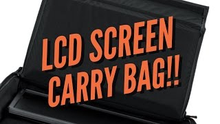 Make your LCD portable! Gator LCD Tote Bag REVIEW!