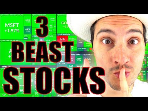 3 BEAST STOCKS (UNDER THE RADAR) 🤫🤑