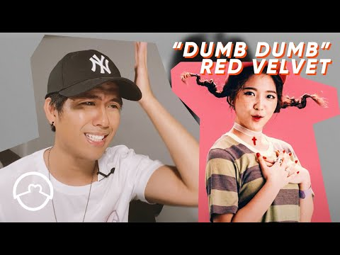 """Performer Reacts to Red Velvet """"Dumb Dumb"""" MV + Fancam Focus"""