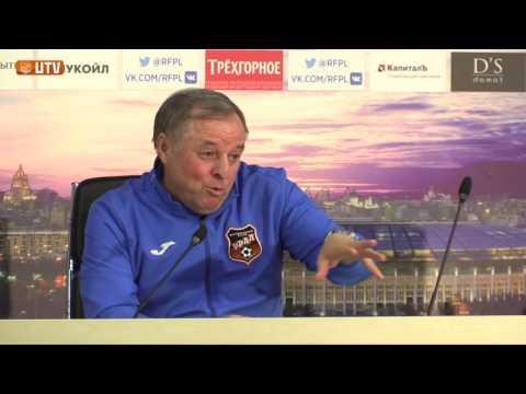 Александр Тарханов о матче