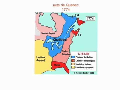 Acte de Québec 1774