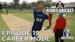 ASHES CRICKET | CAREER MODE #19 | THE SELECTION!