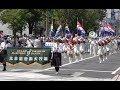 2018.06.02 第86回北海道音楽大行進2018/一般の部・全出場者パレード模様(スタート…