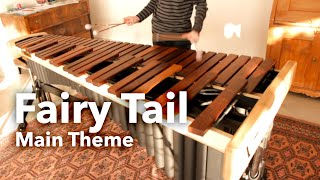 Fairy Tail Main Theme (Marimba Cover)