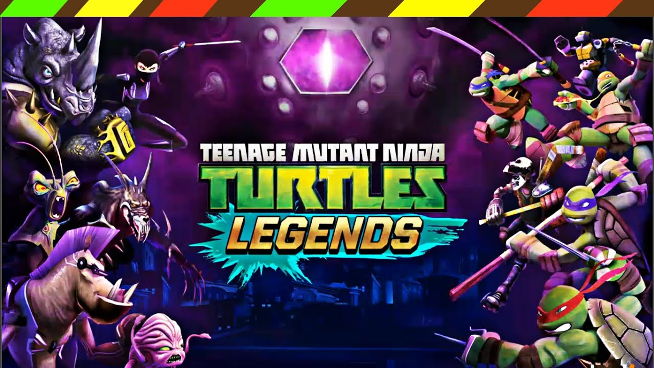 Ninja Rùa Đột Biến Tập 1 | Teenage Mutant Ninja Turtles: Legends | DCTE