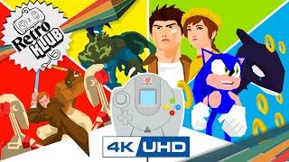Wahnsinn! Dreamcast-Spiele in 4K | Retro Klub