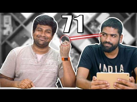 Phones Sundar's Broken, OnePlus 5T, Nokia 8 vs Mi Mix 2, OnePlus Stealing Data?... #AshAnswers 71