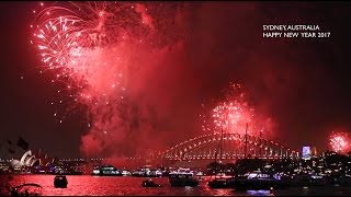 HAPPY NEW YEAR SYDNEY STYLE - ON BOARD IMPI