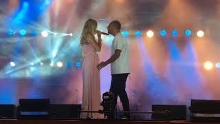 Arash & Helena - Dooset Daram. Live Volgograd.
