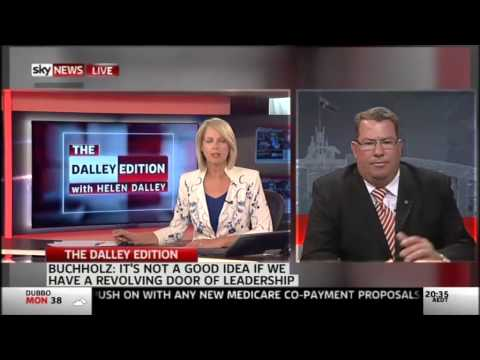 Sky News The Dalley Edition 9.2.2015