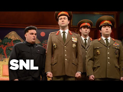 Kim Jong-Un Is Strong - SNL