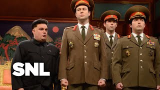 Kim Jong-Un Cold Open - Saturday Night Live
