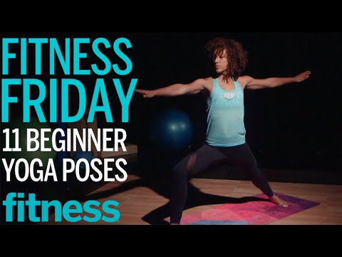 yoga poses for beginners  fitness friday  fitness  youtube
