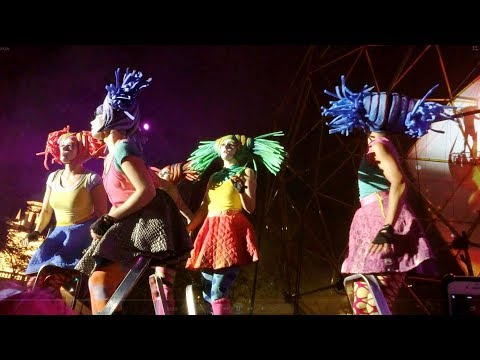 【Night Fest 2017 仲夏夜空】 Globe by close-act NL · version 2