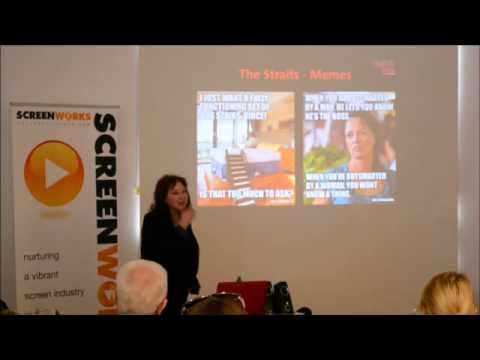 Julie Eckersley Presentation ep2 - The Straits